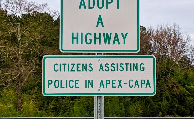 March Adopt a Highway Event