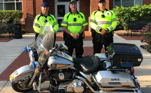3rd Annual Apex PD A Day Behind (handle) Bars